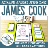 James Cook Australian Explorers Lapbook Series