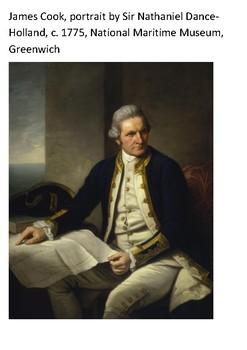 James Cook Handout