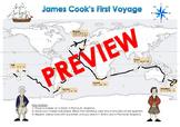 Captain James Cook Board Game (Part A)