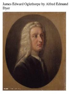 James Edward Oglethorpe Word Search