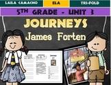 Journeys Grade 5 Trifold (James Forten)