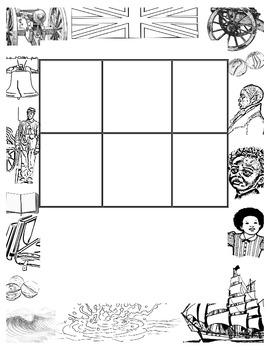 James Forten Vocabulary Quiz