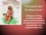 """James Hurst's """"The Scarlet Ibis"""" – 20 Common Rigorous Core"""