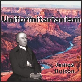 James Hutton Poster (Influential Scientists Series)