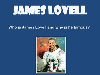 James Lovell PowerPoint