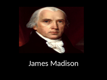 James Madison Introduction