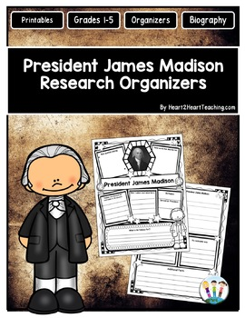 James Madison Organizers for Research Projects