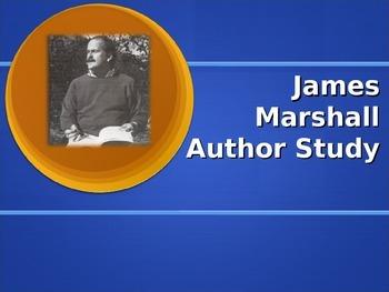 James Marshall Author Study Intro. PPT