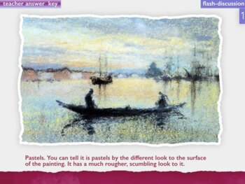 WHISTLER Art SHOW + TEST = 210 Slides - James McNeill Whistler - ART