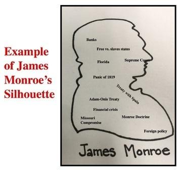 James Monroe Activity Bundle