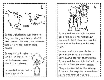 James Oglethorpe: An ELA Biography Study