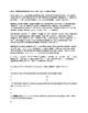 James Oglethorpe Biography Article and Assignment Worksheet