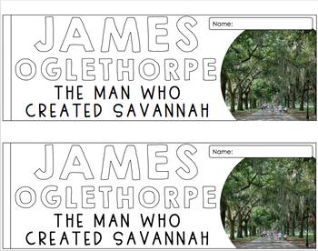 James Oglethorpe: Pebble Go
