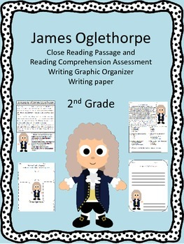 James Oglethorpe Reading and Writing Lessons