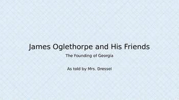 James Oglethorpe and the Other Folks