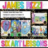 James Rizzi Elementary K-5 Kids Visual Arts Lessons & Pres
