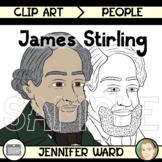 James Stirling Clip Art