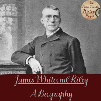 James Whitcomb Riley: An Indiana Biography
