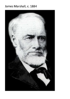 James Wilson Marshall California Gold Rush Word Search