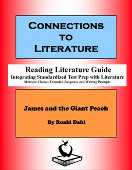 James and the Giant Peach-Reading Literature Guide