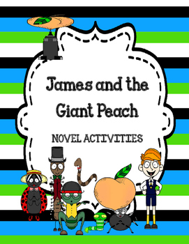 James and the Giant Peach Activities