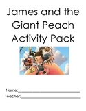 James and the Giant Peach Activity Guide
