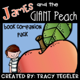 James and the Giant Peach Book Companion: A Mega Resource Pack
