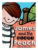 James and the Giant Peach Book Companion Pack