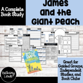James and the Giant Peach-Book Study