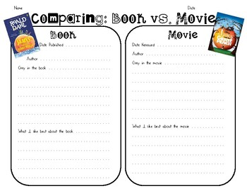 James and the Giant Peach Book vs. Movie