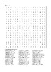 James and the Giant Peach - Chapters 32 - 39 Word Search