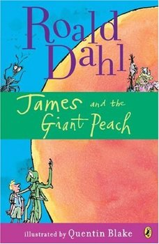 James and the Giant Peach Choice Board