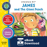 James and the Giant Peach Gr. 3-4