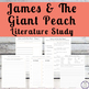 James and the Giant Peach Grades 1 - 4 Pack