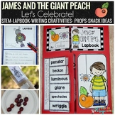 James and the Giant Peach Let's Celebrate