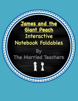 James and the Giant Peach Literature, Grammar, & Interacti