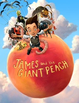 James and the Giant Peach Novel Study Helps