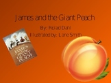 James and the Giant Peach PowerPoint