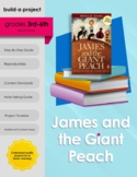 James and the Giant Peach Project and Novel Study