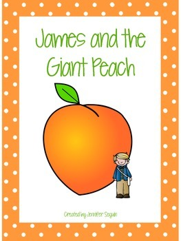 James and the Giant Peach Questions