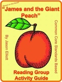James and the Giant Peach Reading Group Activity guide