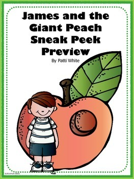 James and the Giant Peach Sneak Peek Preview
