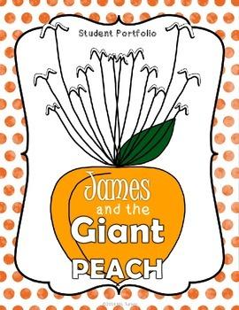 James and the Giant Peach: Student Portfolio
