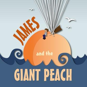 James and the Giant Peach Vocab Quiz Ch. 1-4