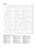 James and the Giant Peach - Word Search Chapters 4 - 6