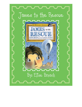 James to the Rescue Book Study