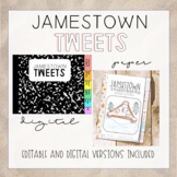 JamesTown Tweets Flipbook