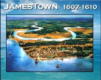 Jamestown 1607-1610