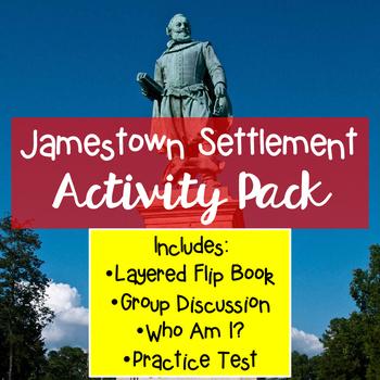Jamestown Activity Pack