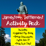 Jamestown Activity Pack